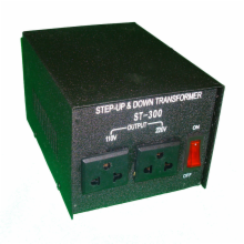300 Watt Step Up/Down Transformer