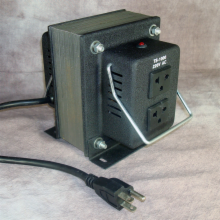 1000 watt step up transformer
