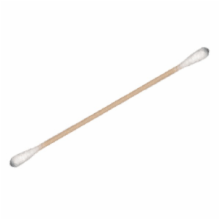 Double Headed Cotton Swab. 100 Per Package
