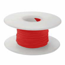 100' 30 AWG Wire Wrapping Wire - Red