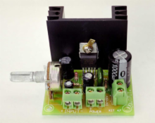 TDA2002 Amplifier Module Kit