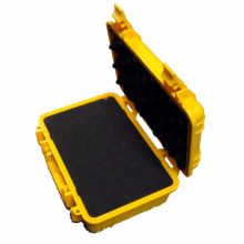 Protective Equipment Case with Foam Insert
