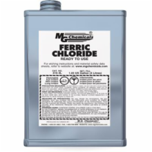 Ferric Chloride Copper Etchant - 4 Liters