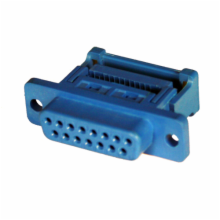 15 Pin Female D-Sub IDC Connector