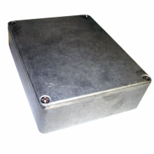 Hammond 1590BB Aluminum Enclosure 4.705