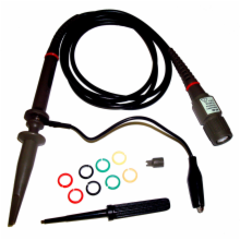 200MHz X1-X10 Oscilloscope Probe Kit