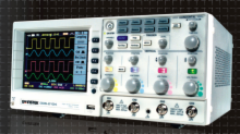 Instek 100MHz 4Ch Digital Storage Oscilloscope