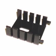 Heat Sink for TO-220 Case Type 1.18''(H) x 1.0''(W)