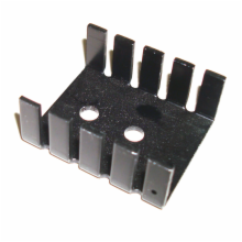 Heat Sink for TO-220 Case Type 0.5''(H) x 1.0''(W)