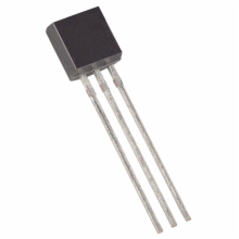 5 Volt 100mA 3-Terminal Negative Voltage Regulator