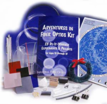 Adventures in Fiber Optics Kit