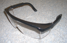 ANSI Approved Safety Glasses - SG110-1