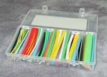 Assorted Colors Heat Shrink Tubing Kit