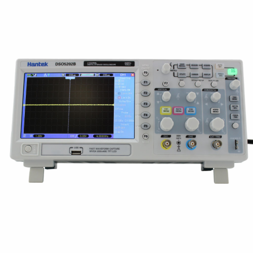Oscilloscope Pulse Measurement : Hantek mhz digital storage oscilloscope dso b