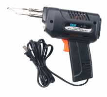 ECG 140/100 Watt Soldering Gun w/Light