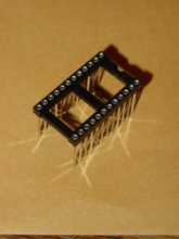 24 Pin Wire Wrap IC Socket