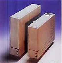 DataTANK Enclosure for 3.5'' SCSI 1/2 Height Peripherals