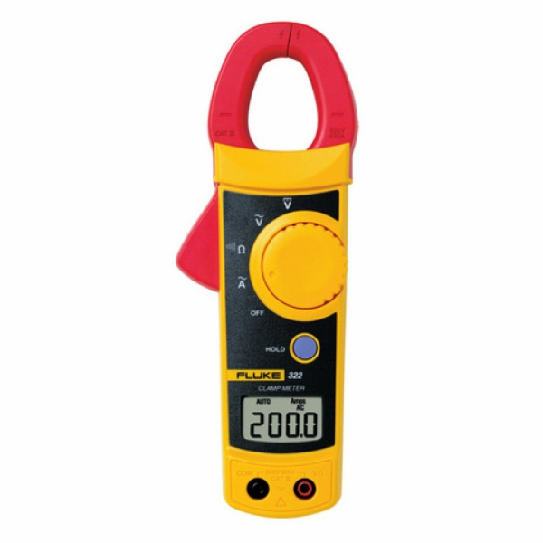 Fluke Amp Clamp : Amp clamp meter fluke