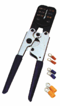 9'' Professional Ratchet Mechanism Crimping Tool