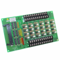 Termination Board with 24 Opto-Isolated Digital Inputs