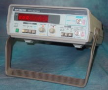 Instek 2.7GHz Frequency Counter