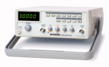 Instek 3MHz Function Generator w/Ext. Counter