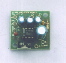 LM386 Audio Amplifier Module Kit