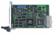 16 channel Multifunction CompactPCI A/D board