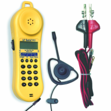 Lil' Buttie Pro Telephone Test Set w/headset & bed of nails cord set