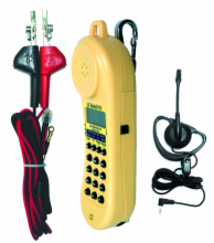 Lil' Buttie Pro Telephone Test Set w/headset, cord set & AT&T clip
