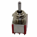 ON OFF (ON) 3PDT Miniature Toggle Switch