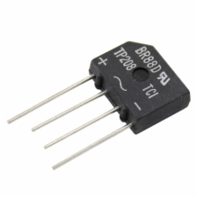 800 Volt 2 Amp Bridge Rectifier