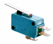 NO/NC, ON/(ON) Standard Micro Switch