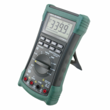 Rugged 6000 Count AutoRanging Digital Multimeter