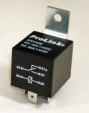 PROLINK SPDT Relay with Metal Bracket