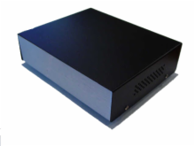 Low-Profile Aluminum Instrument Enclosure - 7.8