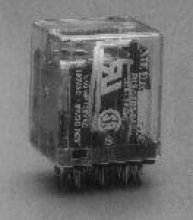 120VAC 4PDT Relay R12-17A3-120