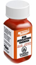 Red Insulating Varnish 55ML/2oz