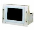 Beige 19'' Rack Mount Enclosure for 14