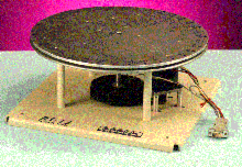 12 Inch Rotary Positioning Table