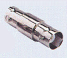 Dual Female BNC Inline Coupler