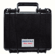 Small Case for Transporting Delicate Instruments - R-300 BLACK