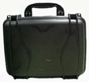 SMALL CARRYING CASE/BLACK WITH