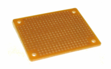 Solderable Perf Board, 1-7/8 x 2-1/4