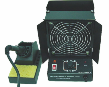 Soldering Station with Fume Extractor