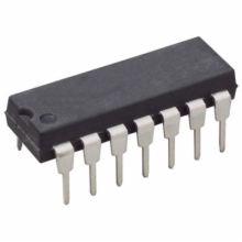 CD4023 - Triple 3-In NAND Gate
