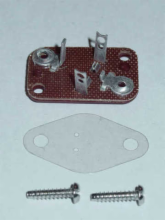 Semiconductor Mounting Kit for TO-66 Case Devices
