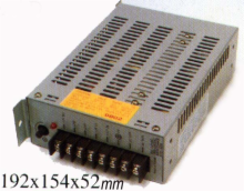 +5Volt 15A, -5Volt 1A, +12Volt 3A Triple Output Power Supply