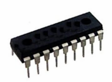 Sprague 50V/500mA Darlington Tran Array for TTL/CMOS