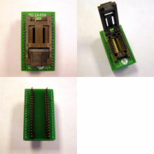 Xeltek SOP/SOIC 28/D28 Socket Adapter